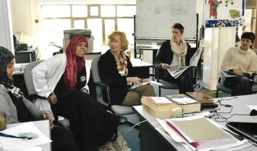 نادية السقاف : تم اختبار الرجال في اليمن وفشلوا وحان دور المرأة